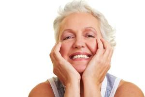 Senioren massage draagt bij aan de zelfstandigheid van ouderen net als de lichamelijke gesteldheid van senioren ©Robert Kneschke